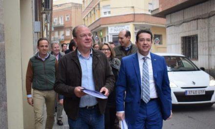 Monago es el único precandidato a la Presidencia del PP Extremadura en el XII Congreso Autonómico