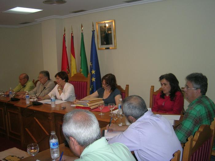 Moraleja acuerda en pleno iniciar los trámites de un parque empresarial y logístico internacional