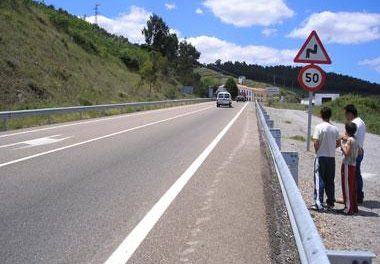 El conductor que atropelló a dos personas en Valle de Matamoros da positivo en alcoholemia y está detenido