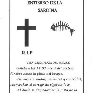 Puebla de Argeme finalizará el Carnaval este miércoles con el tradicional entierro de la sardina