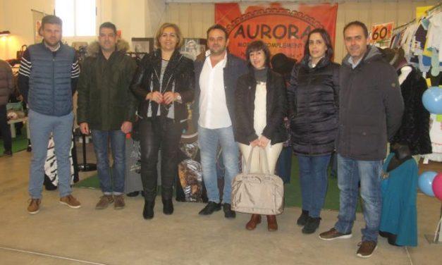 La XIII Feria del Stock de Moraleja abre sus puertas con cerca de una quincena de expositores