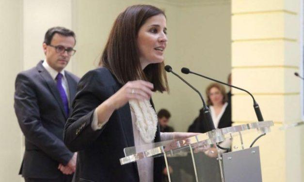Gil Rosiña apela al trabajo conjunto para avanzar en políticas públicas de igualdad entre mujeres y hombres