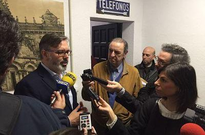 Plasencia inaugura nuevas instalaciones para el archivo municipal en la calle Zapatería