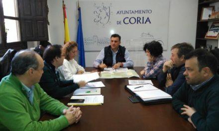 Más de 9.000 inmuebles de Coria contarán con fibra óptica antes de que finalice el presente año