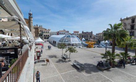 Trujillo abre las puertas de la I Feria de la Cerveza Artesana con cerca de una treintena de expositores