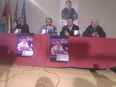 """El cantautor placentino Fede Muñoz iniciará la gira del disco """"De ti no queda nada"""" el día 31"""