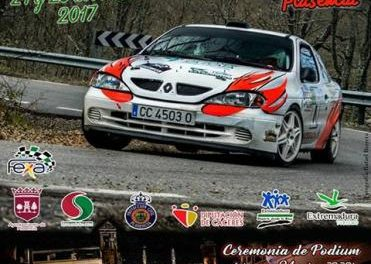 El XXXII Rallye Norte de Extremadura se disputará este jueves y viernes en Plasencia