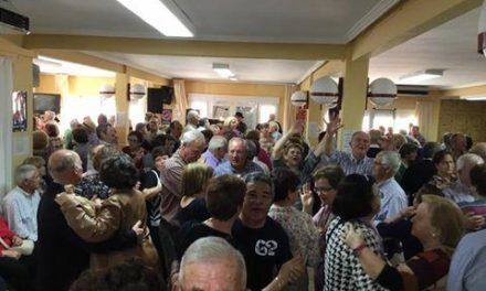 El Hogar del Pensionista de Moraleja celebra una jornada de convivencia con numeroso público