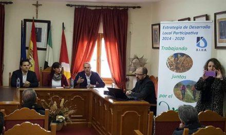 Mejías señala que las ayudas LEADER en el valle del Ambroz son el inicio de un periodo de oportunidades