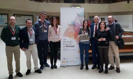 Extremadura será sede el próximo año de la XIII edición de la Olimpiada Española de Biología