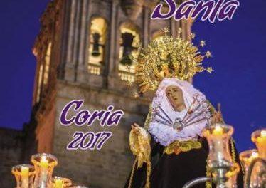 Coria dará este viernes el pistoletazo de salida a los actos de la Semana Santa con el pregón anunciador