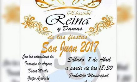 La peña sanjuanera Juventud Cauriense elegirá el 8 de abril a las reinas y damas de San Juan