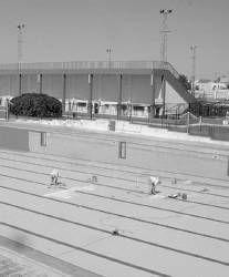 La piscina pública de Almendralejo estará acondicionada en breve y se abrirá el día 23 de junio