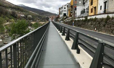 Fomento invierte 4,5 millones de euros en la mejora de la N-110 entre Navaconcejo y Tornavacas