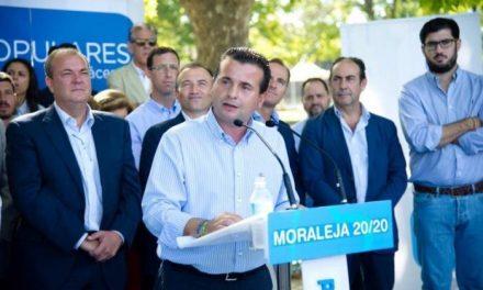 """El PP de Moraleja mantiene el compromiso de llevar a cabo  una oposición """"seria, responsable y vigilante"""""""