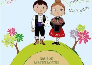 La capital del Jerte acogerá este sábado el IV Festival Infantil de Folklore Ciudad de Plasencia