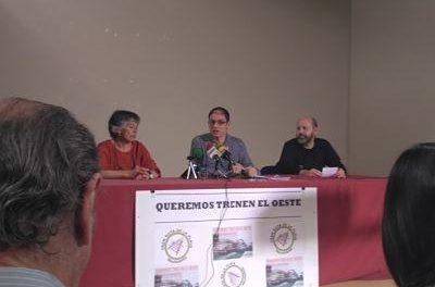 Unos 20 colectivos lucharán este domingo en Hervás por la reapertura del tren de la Ruta de la Plata