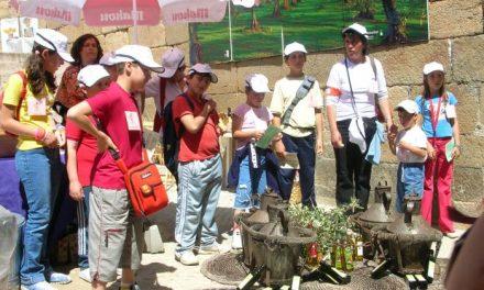 Aceite Gata-Hurdes y Cereza del Jerte ofrecerán 1.500 degustaciones de gazpacho este sábado en Cáceres