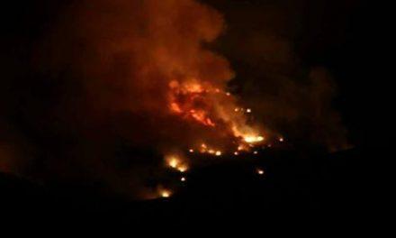 Un incendio en la zona de Tornavacas se suma al declarado en el término municipal de Jerte