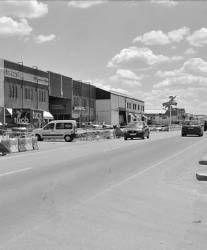 Los empresarios de Almendralejo demandan mayor rapidez en las obras de reforma de la N-630