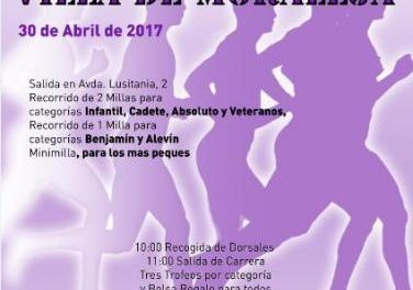 La IV Milla Urbana de Moraleja recaudará fondos para Cáritas Local el próximo día 30