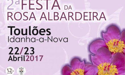 Idanha-a-Nova invita a los extremeños a disfrutar este fin de semana de la II Fiesta de la Rosa Albardeira