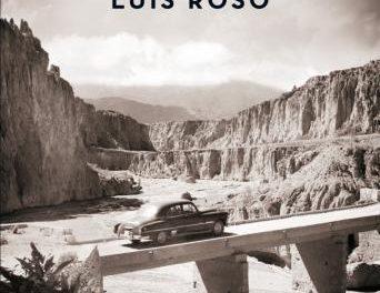 """El libro """"Aguacero"""" del moralejano Luis Roso está nominado a mejor novela en el certamen Valencia Negra"""