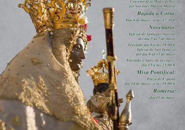 Coria dará comienzo a los actos en honor a la Virgen de Argeme con el pregón a cargo de Sor Inés Martín