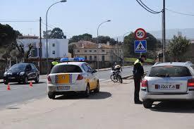 La Policía Local de Plasencia realiza 122 intervenciones de seguridad vial en el primer trimestre del año