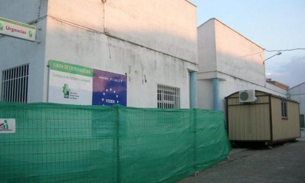 Los trabajos de ampliación y reforma del centro de salud de Moraleja finalizarán este mismo mes