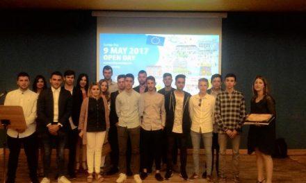 Un proyecto del IES Caurium de Coria gana el premio del IX Concurso Escolar «Día de Europa»