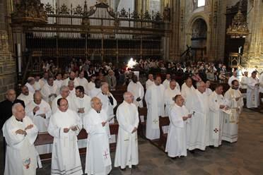 La Diócesis de Plasencia homenajeará este jueves a sacerdotes que cumplen sus bodas de oro y plata