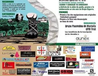 """Plasencia acogerá este domingo la XIV edición del Cross Popular """"Camino del Puerto"""""""