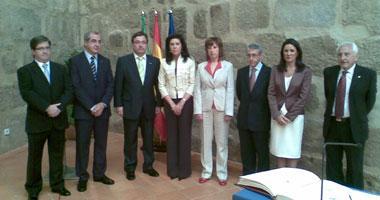El Consejo Consultivo de Extremadura ha iniciado su segunda mandato por otros cinco años más