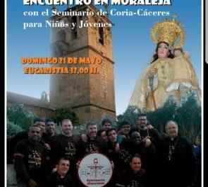 Cerca de una veintena de seminaristas participará este domingo en el encuentro con jóvenes de Moraleja