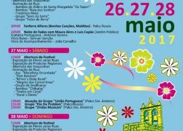 La aldea lusa de Santa Margarida engalanará un año más sus calles para celebrar el Festival de las Flores