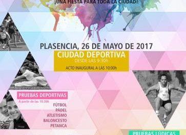 Mensajeros de la Paz celebrará en Plasencia una jornada lúdico-deportiva por la inclusión el próximo día 26