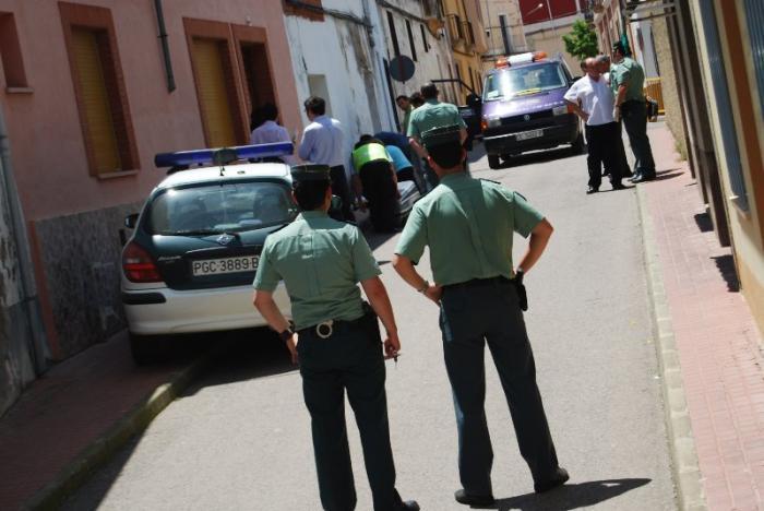 Crecen los controles de seguridad para evitar aglomeraciones durante la Feria de Zafra