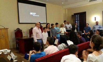 Un joven de Plasencia representará a la región en la XXVIII Olimpiada Matemática Nacional