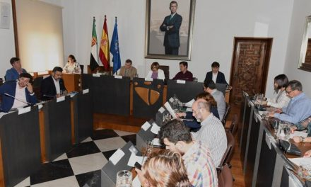 Diputación aprueba una moción para dotar de presupuesto el proyecto EDUSI de Plasencia