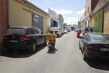 Los propietarios del polígono Charca Musia de Cáceres tendrán que costear su urbanización