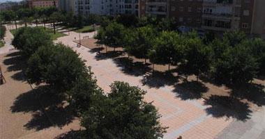 El párking subterráneo junto a Tráfico de Badajoz será el más grande de la ciudad y tendrá luz natural