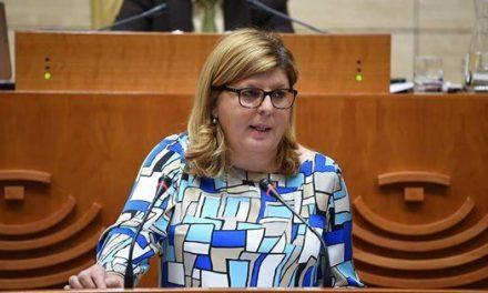 El Juzgado nº1 de Plasencia remite al TSJEX las actuaciones sobre la diputada Victoria Domínguez