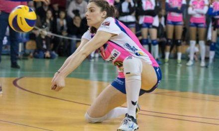 La moralejana Alba Sánchez participa en el premundial de voleibol de Bélgica con la Selección Española