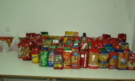 """Torrejoncillo recoge productos para los más necesitados en el marco de la cita """"9 días, 9 necesidades"""""""