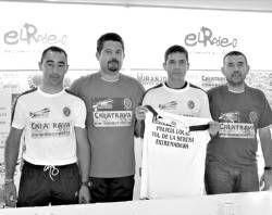 Cinco policías locales de Villanueva de la Serena acudirán a los juegos europeos Europolyb