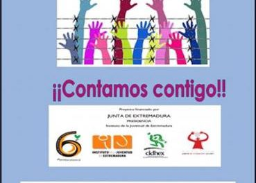 Charla-Taller de migración y Derechos Humanos hoy en el Espacio de Creación Joven de Moraleja