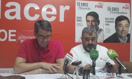 El PSOE exige explicaciones a la alcaldía de Plasencia por el nombramiento del nuevo coordinador de FFEE