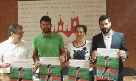 Plasencia acogerá el XXX Encuentro de Atletismo y homenajea a la exatleta placentina Conchi Gil