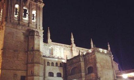 La Catedral de Coria acogerá un concierto solidario a favor de los damnificados por el incendio de Portugal